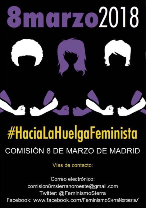 hACIA LA HUELGA FEMINISTYA