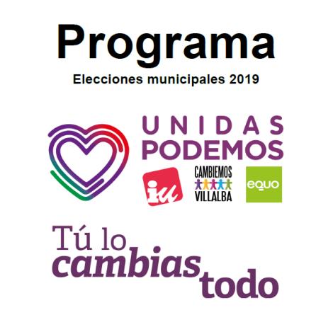 UnidasPorCV-Programa